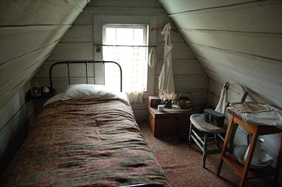 Convert an attic into a separate living quarters for Living spaces for rent