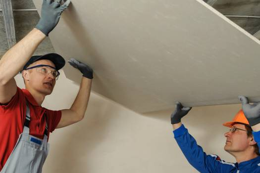 Remodel your garage: drywalling for interior finishing