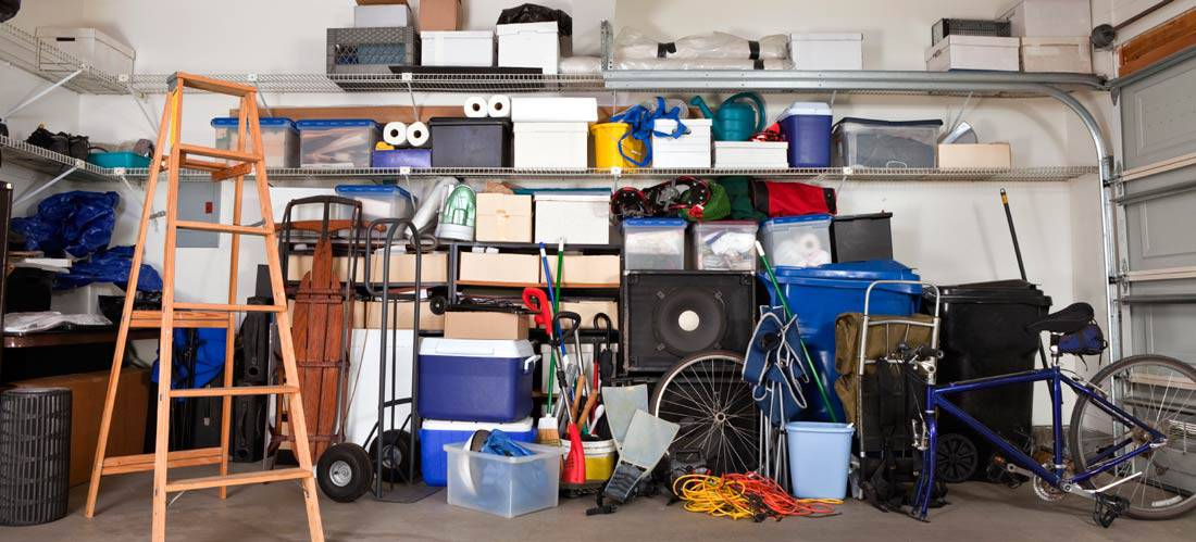 Garage-shelving-systems--an-overview-of-options