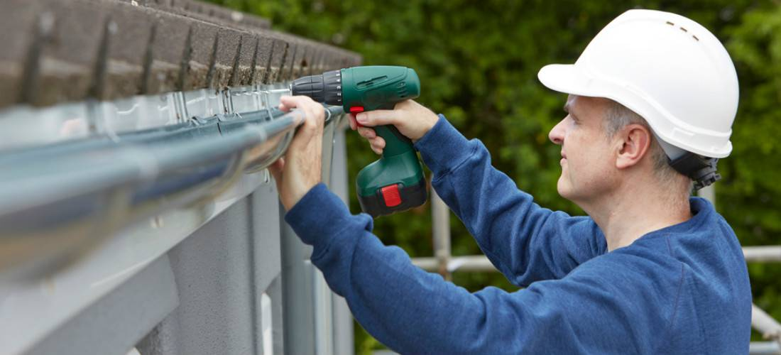 Gutter Cleaning Repair and Upkeep