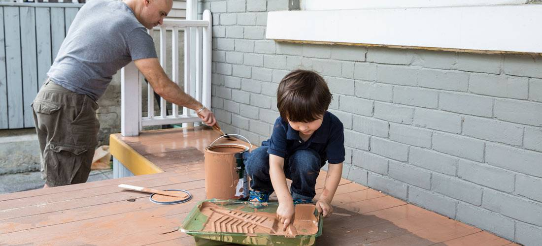 Home-Improvement-Projects-You-Can-Do-With-Kids