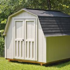 Sears prefabricated composite and recycled-content outdoor storage