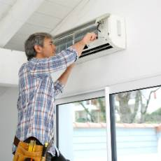 install air conditioner