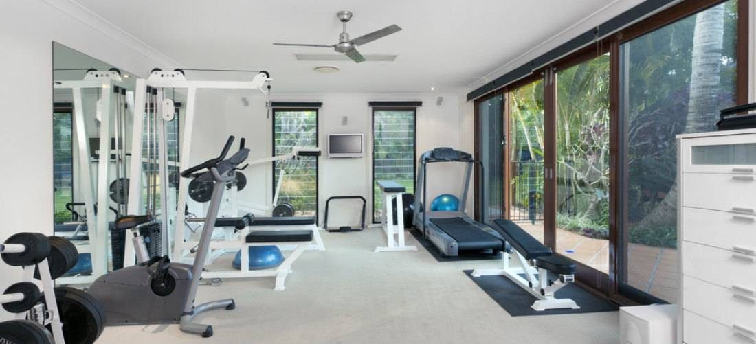 private fitness gym