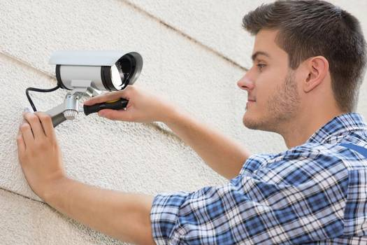 Home security installation prices