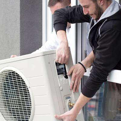 replacing-air-conditioner